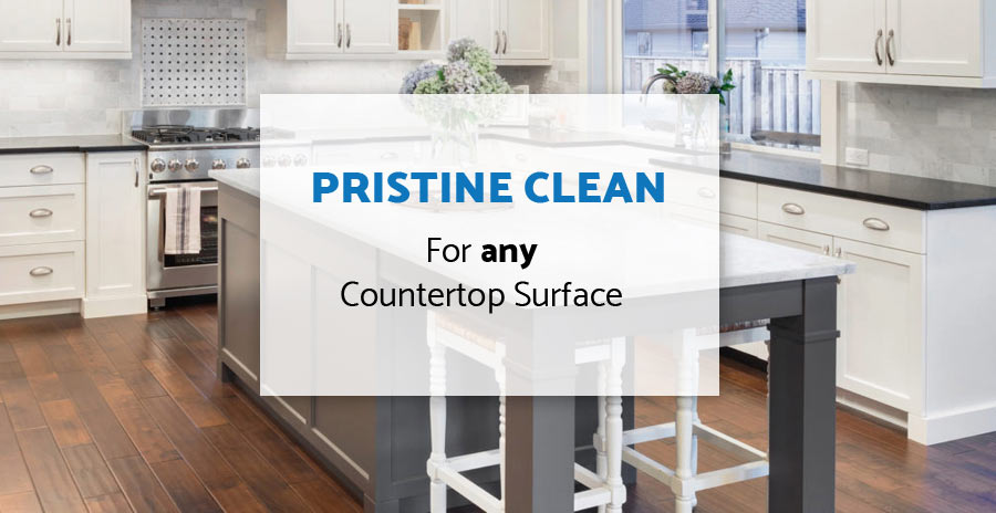 pristine clean countertop cleaner title box
